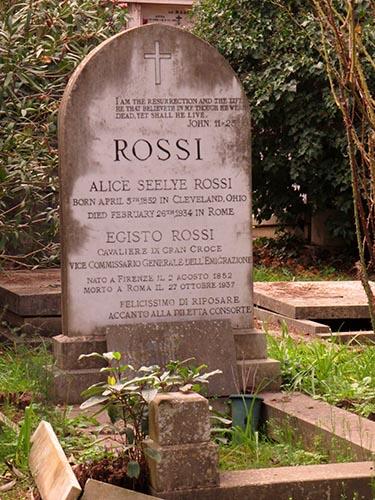 Alice Seelye Rossi