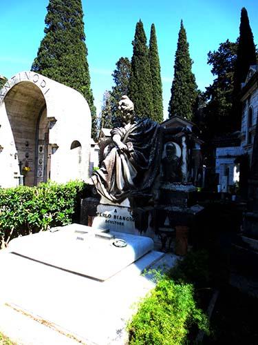 Carlo Bianchi scultore
